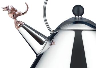 Designare il design al designer for Alessi spremiagrumi stark